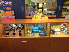 GVS kids display